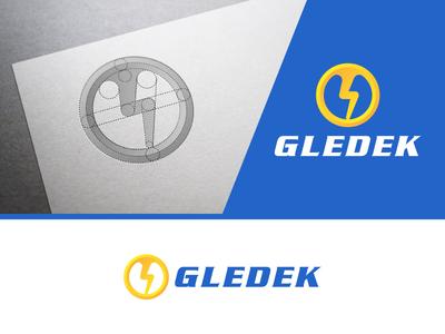 Gledek Logo