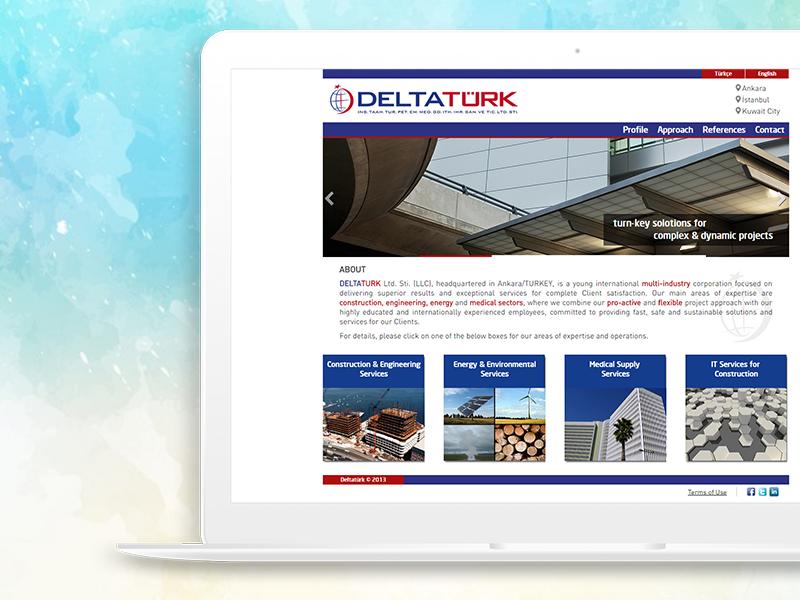 My First Freelance Job my first freelance job corporate web site