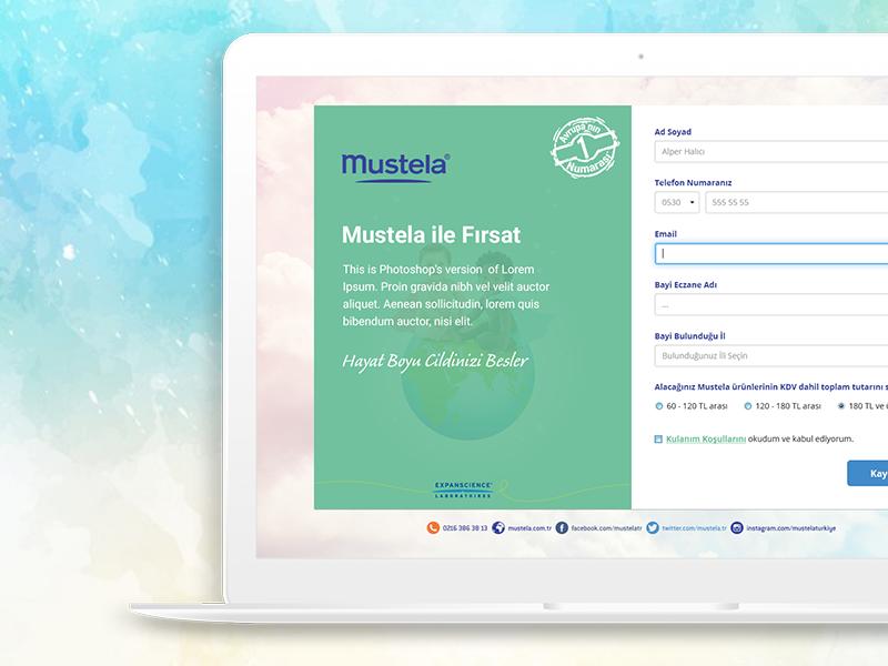 Microsite campaign microsite