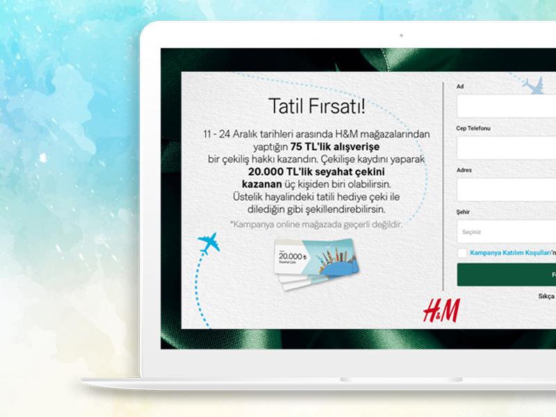 Microsite web design microsite
