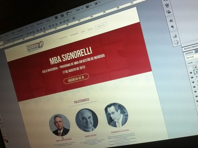 Mba Signorelli - Single Page