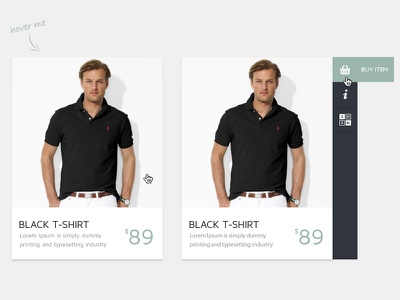 Product Preview ui cart commerce clean product web design design html store shop