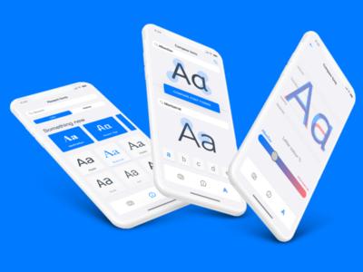 Font app