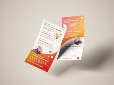 DL Flyer flyer artwork flyer design flat web logo ux icon typography ui branding infographic design design illustation vector art