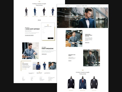 Galant website