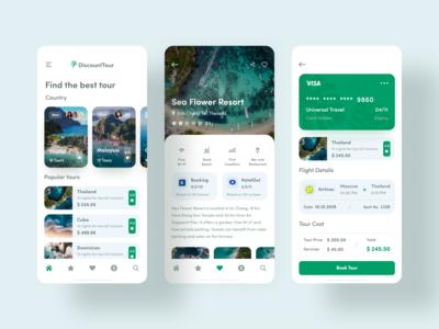 Traveling App DiscountTour