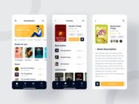 Book Store App / DreamBooks