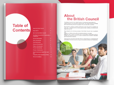 British council Catalogue