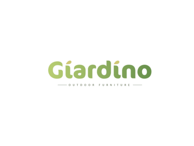Giardino outdoor furniture logo