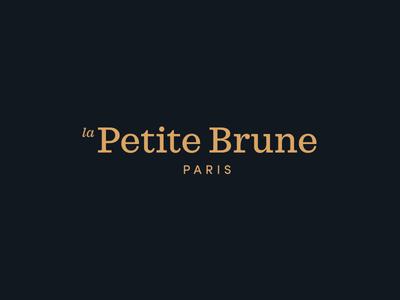 La Petite Brune logotype