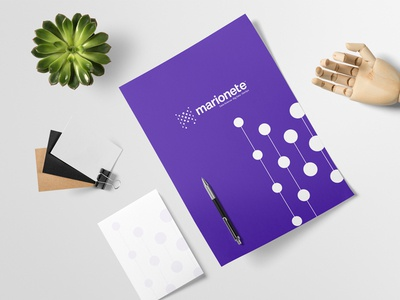 Marionete stationary