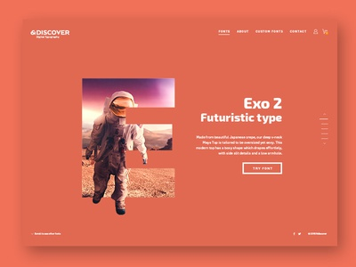Ndiscover Landing page V2
