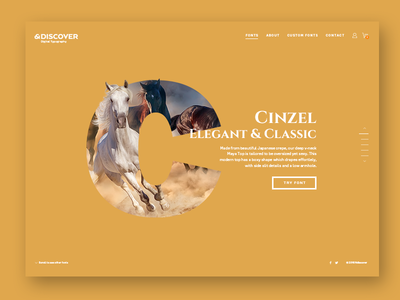 Ndiscover Landing page V3