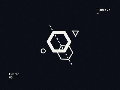 Futuristic elements 03 planet futuristic