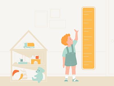 Vitamin D3 2dart toys kids 2d boy design vector characterdesign character illustration