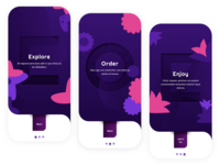 Onboarding Exploration Color Option