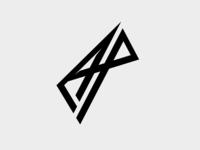 AP — monogram