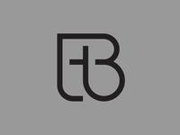 BT — monogram