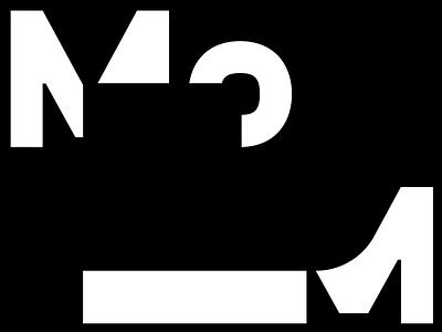 Moments of Matter — Architectural Studio Logo flat lettering vector illustrator identity typography minimal logo a day type logo branding design