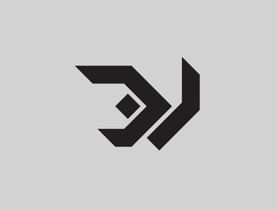 DV — Monogram