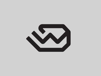 DW — Monogram