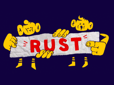 About the Rust language
