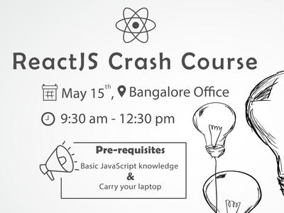 React JS Poster