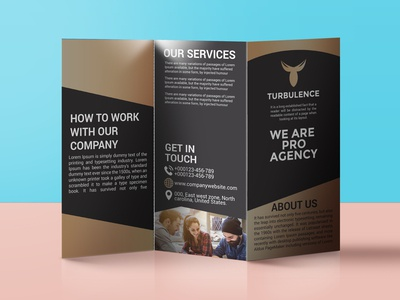 Trifold Brochure