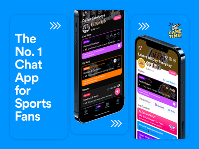 Flick - App Store Shots interface shots screenshots product design product iphone play store google ios 3 screens sport chat sports store app store ux design user interface ui design ux ui