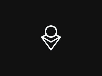 Flick - The Bitclout App Logo iconography logos vector white black branding identity brand icon design icon social media social blockchain cryptocurrency crypto design graphic design logo design logotype logo