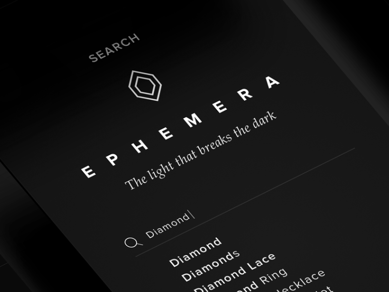 Ephemera avatar
