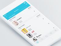 Mallzee - Orders UI