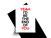 Yeah You