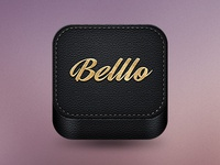 Belllo Professional iPad / iPhone / App / Icon