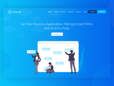 Cloud - Creative Agency