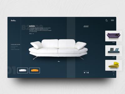 Sofa  E-commerce