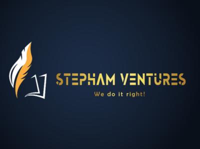 Stepham ventures logo design logotype logodesign logo
