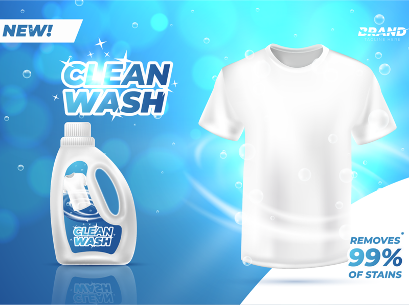 Brand Washing Powder graphicdesign design soap