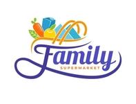 supermarket logo with groceries logo logo design logodesign logos logotype supermarket