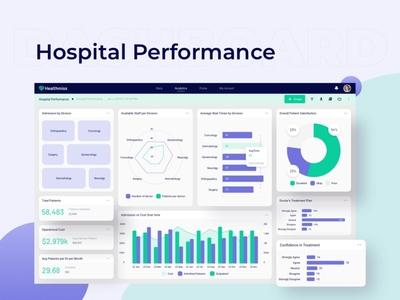 Hospital dashboard dashboard ui hospital