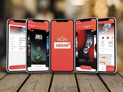 movie booking app