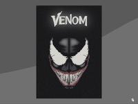 Flat Design Venom