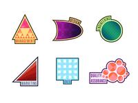Tech Badges 01