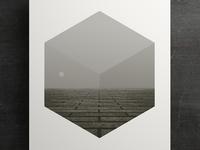 Earth Prism Screen Print