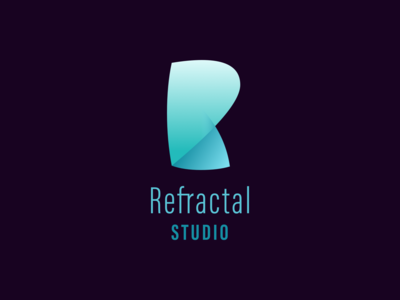 Refractal Studio Brand