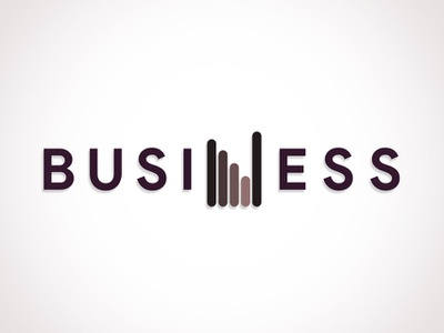 Typography - BUSINESS typography