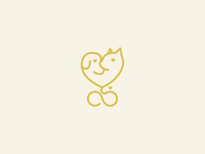 Forever And Ever - Wedding wedding rings infinity sign dog cat wedding wedding logo icon
