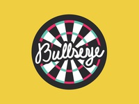 Never Miss Bullseye Coaster