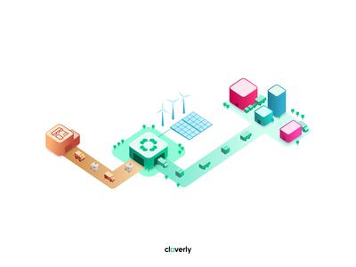 Cloverly - Illustration