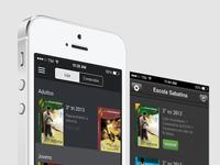 Flat App Redesign
